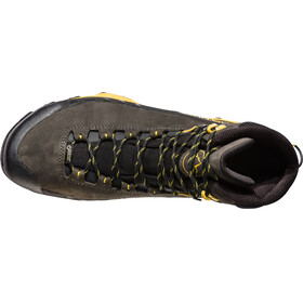 La Sportiva TX5 GTX Shoes Men Carbon/Yellow